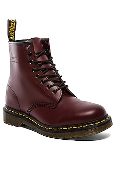 Dr. Martens 1460 8 Eye Boot in Cherry Red