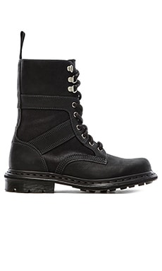Dr. Martens Arun Fold Down Boot in Black