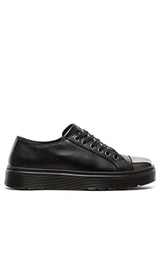 Dr. Martens Alexei Lace to Toe Shoe in Black