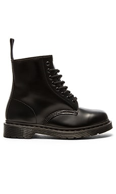 Dr. Martens 460 8-Eye Boot in Black