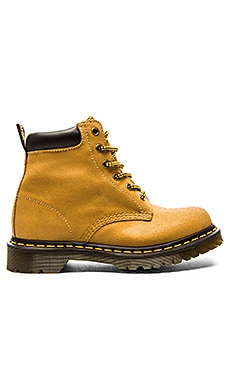 Dr. Martens 939 6-Eye Hiker Boot in Tan