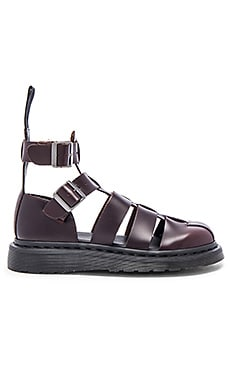Dr. Martens Geraldo Ankle Strap Sandal in Charro