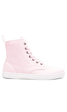 Bottines à lacets Hackney en Rose Bonbon