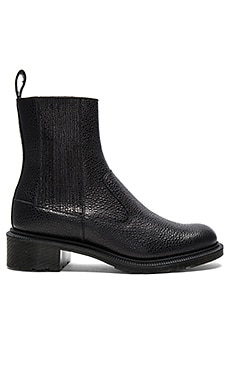 Eleanore Chelsea Boot in Black