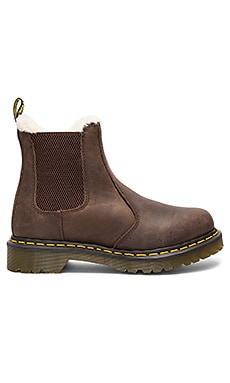 Leonore Chelsea Boots in Dark Brown