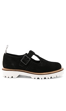Polley II T Bar Shoe in Black