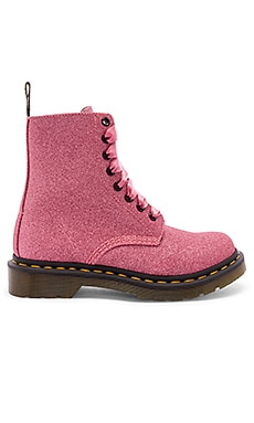 1460 PASCAL GLITTER 부츠 Dr. Martens $120