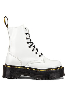 Jadon Polished Smooth Boot Dr. Martens $180