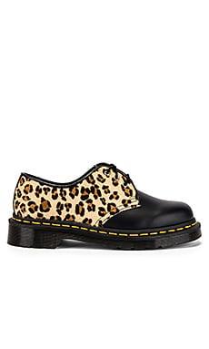 1461 Leopard Oxford Dr. Martens $72