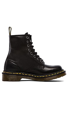Dr. Martens Iconic 8 Eye Boot in Black