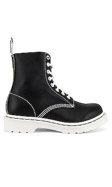 1460 Pascal Black & White Boot Dr. Martens $83