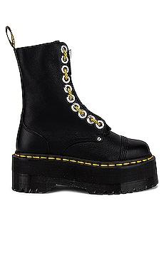 Quad Retro Sinclair Hi Max Boot Dr. Martens $220 NEW