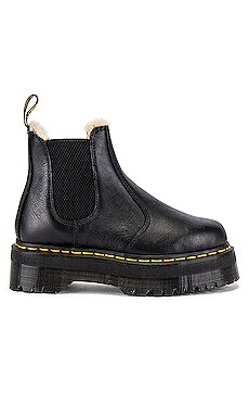 BOTTINES 2976 QUAD FUR LINED Dr. Martens $190