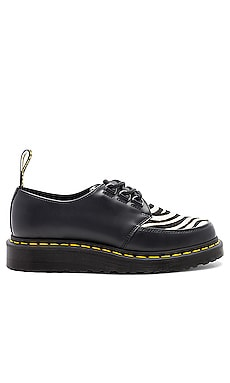 Ramsey Zeb with Faux Fur Zebra Panel Dr. Martens $150