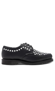 Smooth Leather Rousden Stud Creepers Dr. Martens $150