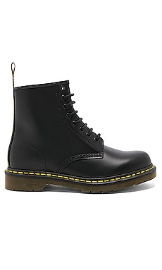 САПОГИ 1460 8 EYE LEATHER Dr. Martens $150