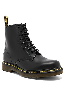 BOTTES 1460 8 EYE LEATHER Dr. Martens $125 BEST SELLER