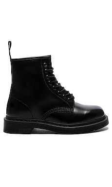 1460 8-Eye Mono Boot Dr. Martens $150