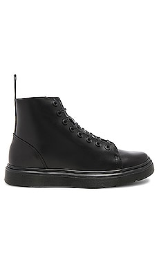 Talib 8 Eye Leather Boots Dr. Martens $125