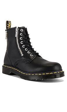 1460 Zip Nappa Boot Dr. Martens $160