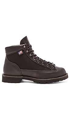 Danner Light in Black Glace