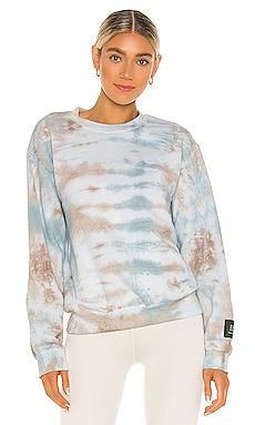 Tie Dye Collection Crew Sweatshirt DANZY $175