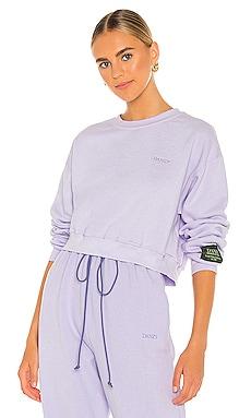Classic Cropped Crew Sweatshirt DANZY $175
