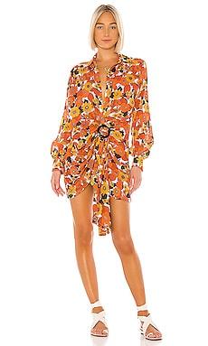 Lora Dress Dodo Bar Or $273