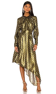 Melodi Lurex Dress Dodo Bar Or $260