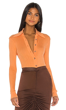 Pata V Knit Shirt Dodo Bar Or $160