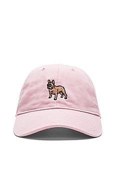 Dog Limited French Dad Snapback in Pink