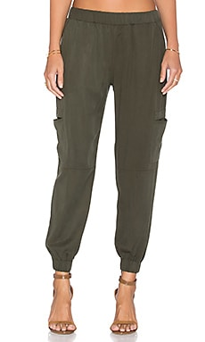 dolan Cargo Pant in Dusty Olive