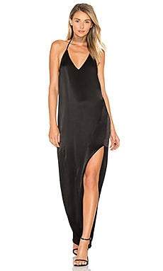 Adrienne Maxi Dress in Black