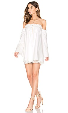 Delainey Dress in White