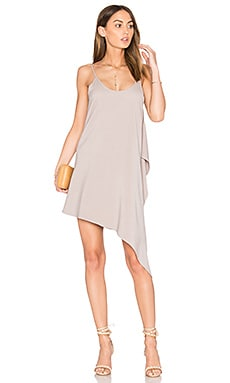Lila Dress in Slate