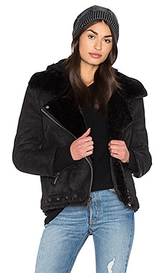 Veronica Jacket With Faux Fur Lining