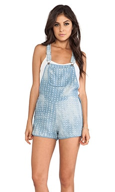 Faylinn Overalls in Light Blue