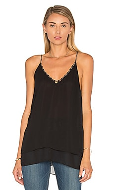 Dolce Vita Maude Cami in Black