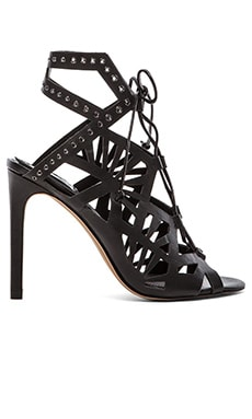 Helena Heel in Black