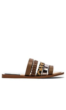 Dolce Vita Nalaa Sandal in Brown Multi