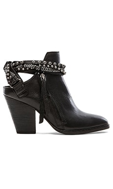 Dolce Vita Hollice Bootie in Black