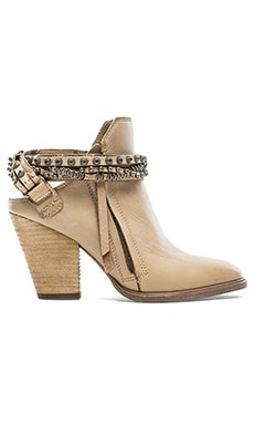 Dolce Vita Hollice Bootie in Taupe