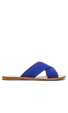 DV by Dolce Vita Orra Sandal in Electric Blue