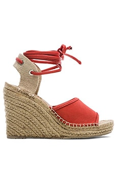 DV by Dolce Vita Sophia Wedge in Coral
