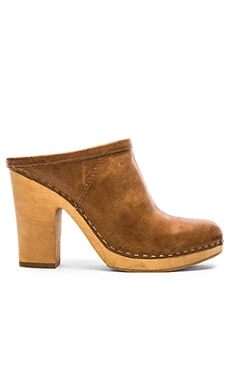 Ackley Heel en Saddle