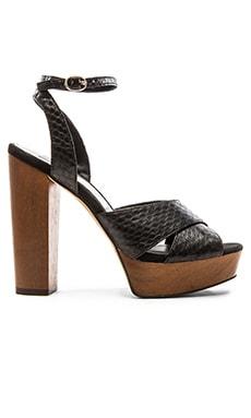 Callista Heel in Black