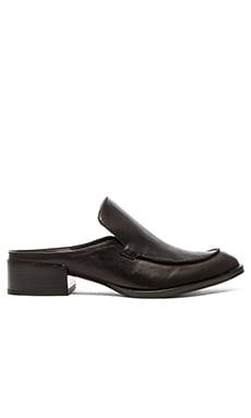 Dolce Vita Hacket Slip On Mule in Black