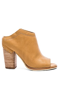Noa Heel in Caramel Leather