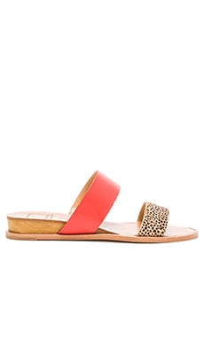 Payce Sandal in Persimmon Multi