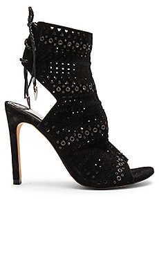 Harmon Heel in Black